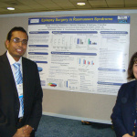 Dr-Nitish-Vora-with-Prof-Helen-Cross-at-AES-2011